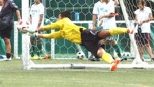 浜松西、金谷など初戦突破 高校サッカー静岡大会開幕