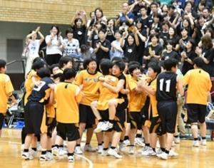 男子・育英、女子神戸龍谷がV 高校バスケ兵庫県予選