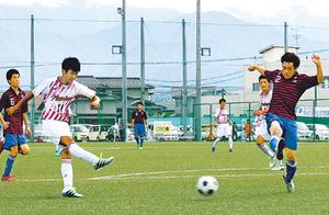 滑川など2回戦へ 高校サッカー富山県大会開幕
