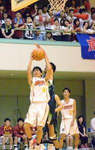 男子・佐賀東2年ぶりV 高校バスケ選抜大会
