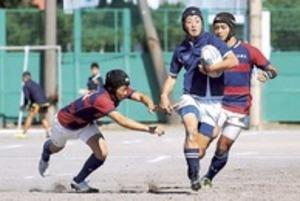 全国高校ラグビー静岡県大会 静岡東・桐陽、浜松湖北下す