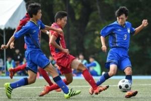 高校サッカー 神戸弘陵、控え選手が躍動 兵庫県予選