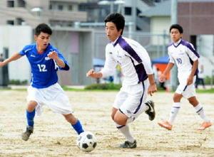 高校サッカー 清和、北陵など3回戦へ 佐賀県