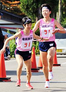 高校駅伝 岩手県予選 女子は盛岡誠桜が10連覇