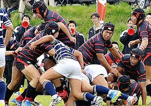 「花園」目指し2校激突 岩手県高校ラグビー、30日決勝