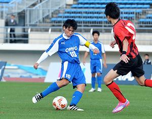 【高校サッカー】山形中央がV 全国選手権県大会