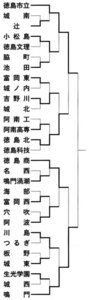 決勝は徳島市立対鳴門 全国高校サッカー徳島大会