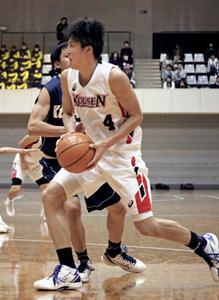 バスケ男子は光泉V、女子は滋賀短大付 高校選抜滋賀県予選