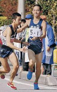 遊学館が2年連続男女V 石川県駅伝選手権