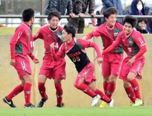 滝川二、市尼崎が決勝へ サッカー高校兵庫県予選