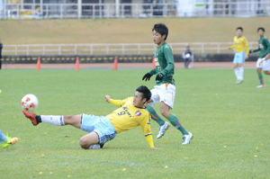 青森山田V20、光星敗れる 青森県高校サッカー