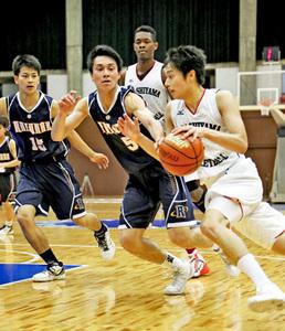 男女各16チーム頂点目指す 選抜高校バスケ京都府予選11日開幕