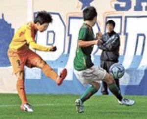 清水ユースV消滅 サッカー高円宮杯U―18プレミアL
