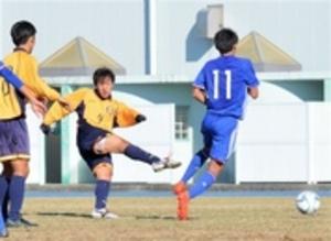 アカデミー福島V サッカー高円宮杯U-18PL東海