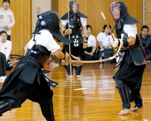 なぎなた高校選抜愛媛県予選 北条3年ぶりV、個人は神山