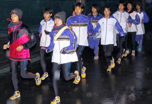 12月25日開催 高校駅伝、愛媛県勢2校の戦力