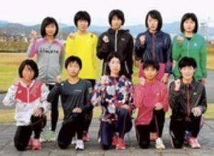 島田は1、2区が鍵 25日、全国高校駅伝・女子