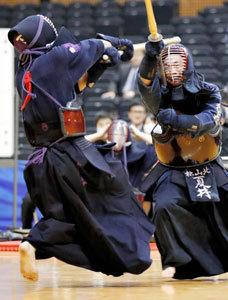 剣道高校選抜愛媛県予選 帝京第五男女でV