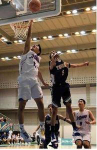 皆実9年ぶり16強、女子中国勢は姿消す 高校選抜バスケ