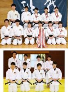 神島女子が団体2位、熊野女子は5位 近畿高校少林寺拳法