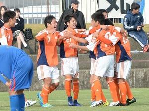 北陸が選手権予選、リーグを制覇 2016年の福井県サッカー回顧