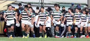 高鍋2回戦敗退、京都成章に5-46 全国高校ラグビー