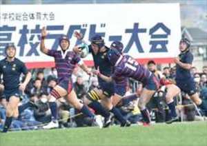国学院栃木、無念の抽選敗退 同点持ち込むも初戦突破ならず 全国高校ラグビー