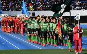 中国勢、力強く行進 全国高校サッカーが開幕