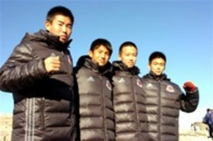 熊本代表に静岡県出身4選手 全国高校サッカー