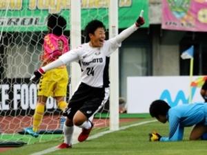 日ノ本、PK戦制す 全国高校女子サッカー