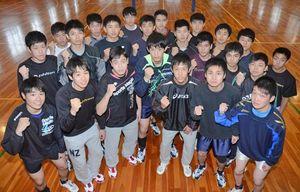 高知と高知中央が出場  全日本高校バレーボール