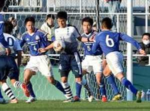 佐野日大1点死守3回戦へ、米子北に1-0 全国高校サッカー