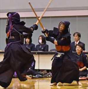 剣道女子・作新、初の全国選抜 栃木県高校新人スポーツ