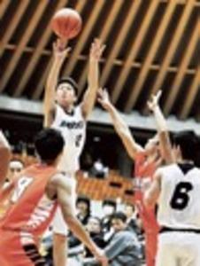 バスケ男子、飛龍8度目の頂点 静岡県高校新人大会