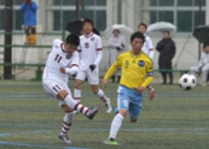 サッカー三重県高校新人大会 山商、11年ぶり2度目V