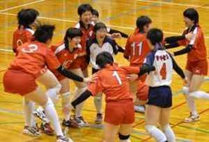 バレー女子・宇中女が初優勝 栃木県高校新人スポーツ
