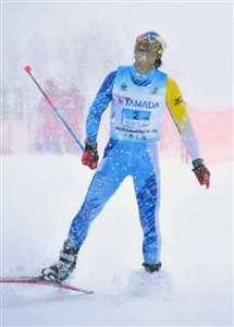 スキー 女子学校対抗で十和田初優勝