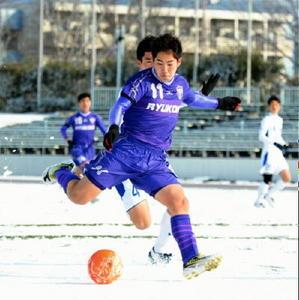 佐賀県勢の2校、初戦は黒星 九州高校サッカー・第1日