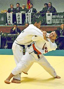 田村が3位、優勝は桐蔭学園 三春で全国高校柔道錬成大会