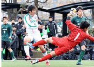 昌平、逆転で2年連続3度目V 埼玉県高校サッカー