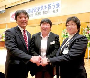 日本陸連の高校優秀指導者、本庄東・高橋教諭が受章 情熱の指導結実