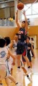 全関西高校バスケ 皆実(女子)予選1位通過