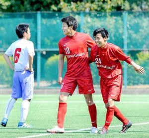 サッカー 浦和学院、28大会ぶり決勝