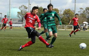山口県サッカー選手権 9日開幕