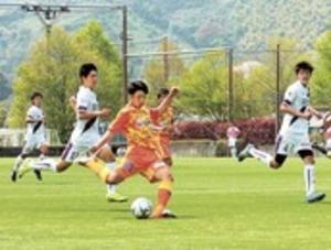 清水ユース4発、連勝 サッカーU―18プレミアL