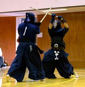 剣道・佐賀県高校春季大会 龍谷が男女で頂点