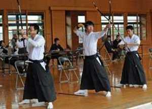 作新Dが団体優勝、個人は持田初V 栃木県高校総体弓道