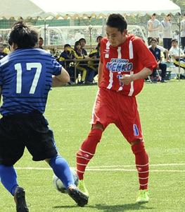 学法石川がF1首位、福島工が初勝利 Fリーグ・第5節