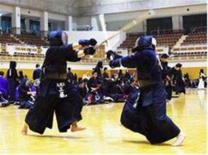 東北の高校剣士、錬成会で技磨く 57校650人集結