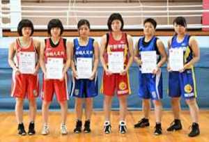 ボクシング 女子の栃木予選 1年吉沢(白鴎足利)がフェザー級優勝